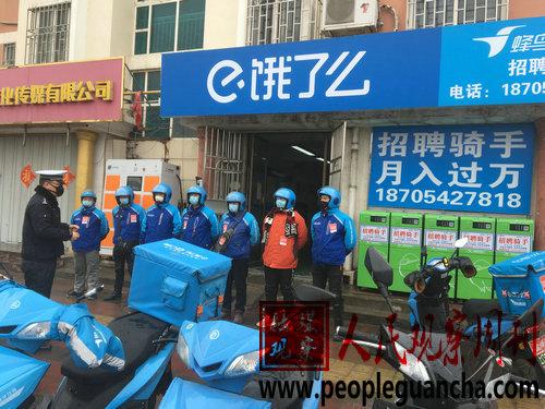 青岛城阳交警开展为期两个月重点车辆专项整治